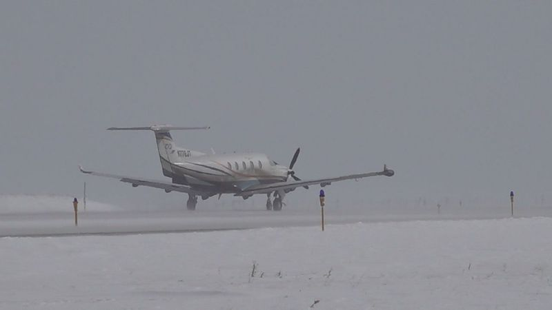 A new airline debuts in Rapid City.