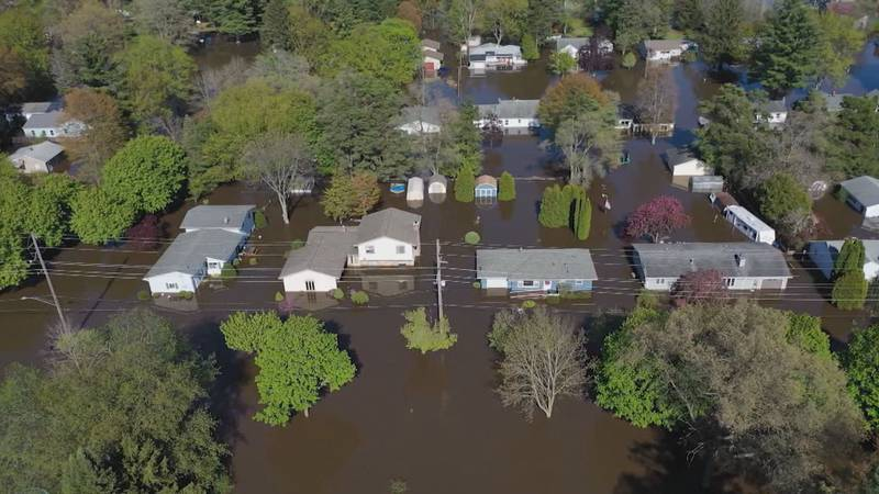 If you already have flood insurance, you will notice a price change starting tomorrow (Friday).