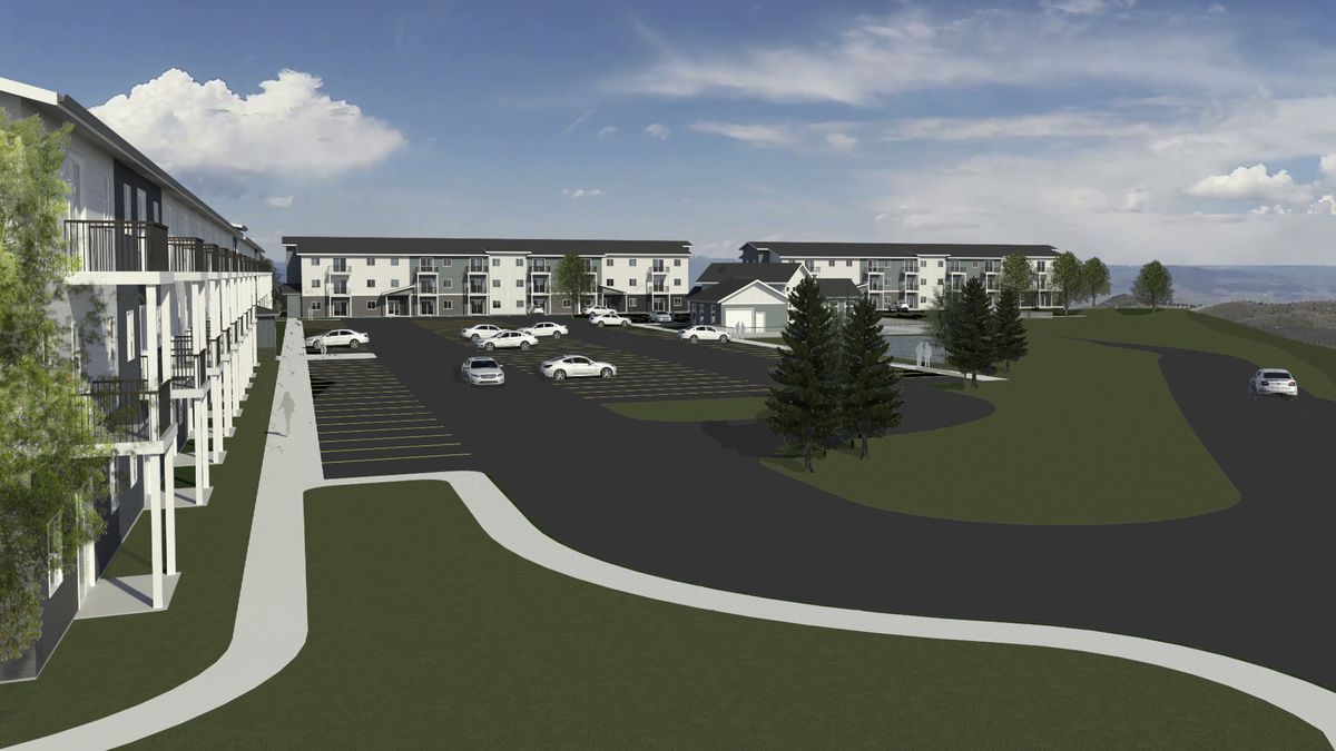 The VUE at Catron is Rapid City's newest apartment community.