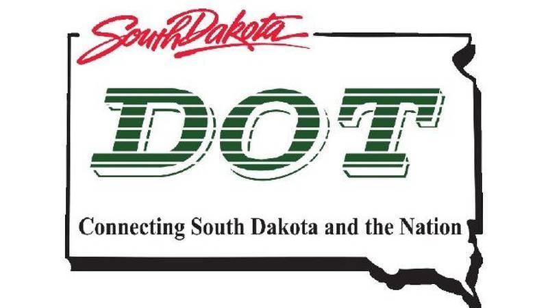 SD DOT logo