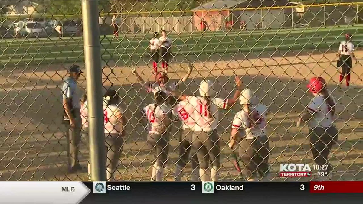 Rapid City Central softball defeats Sturgis