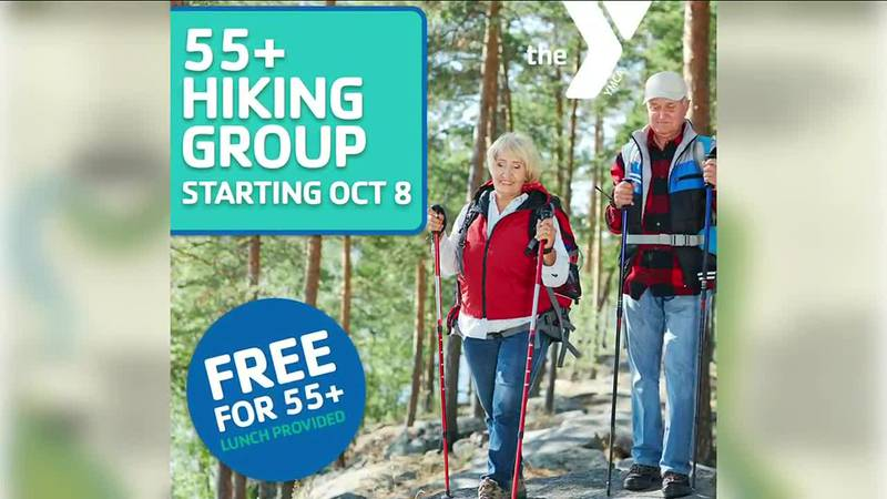 """Beckie Javinar, Health and Wellness Director, said """"Hiking can help you get into better shape,..."""