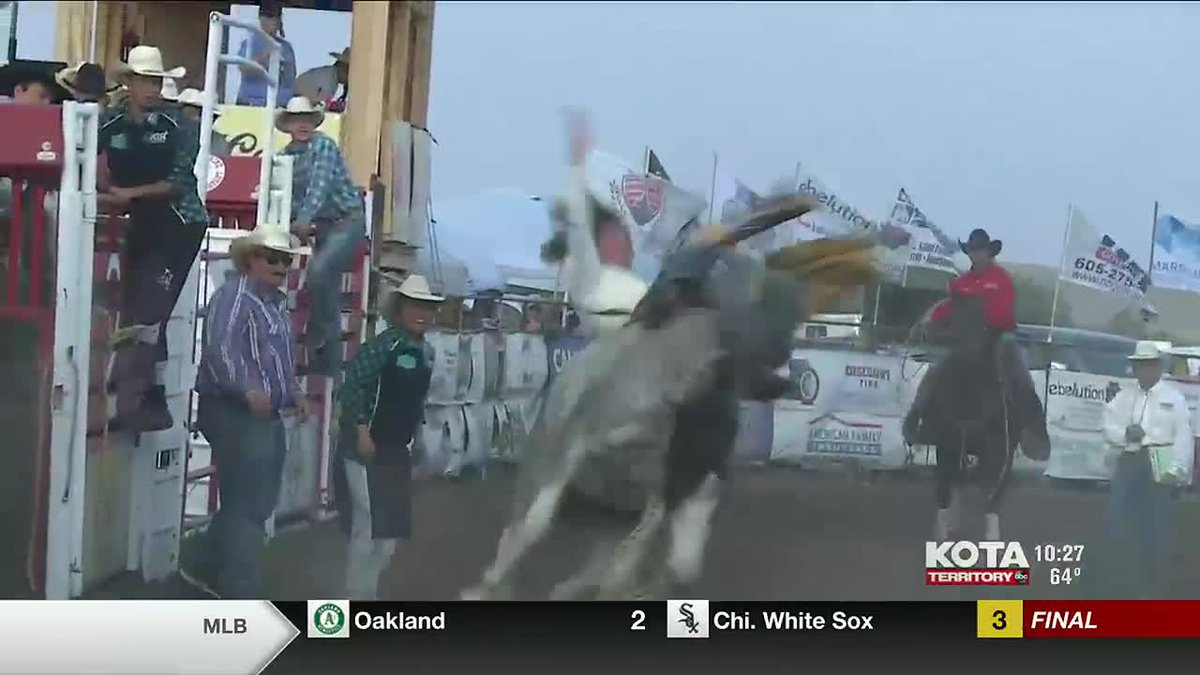8-18 RODEO