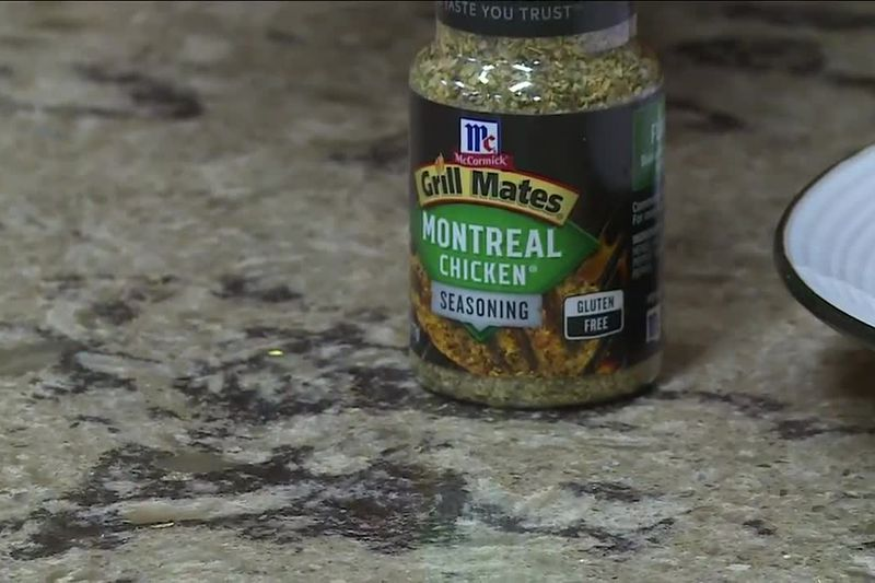 Eric's 60 Second Kitchen - Montreal Seasoning