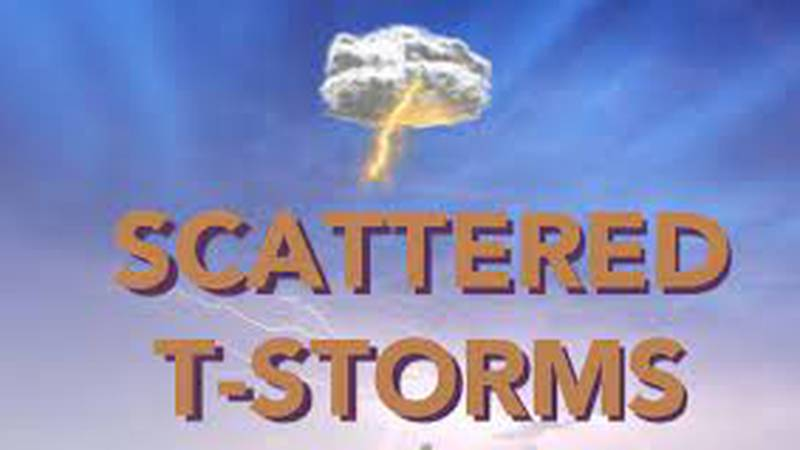 Storm threat will continue into Sunday