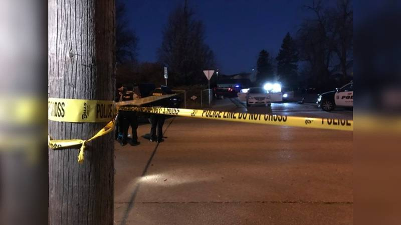 Police cordoned off Milwaukee and Jackson Streets while investigating the circumstances behind...