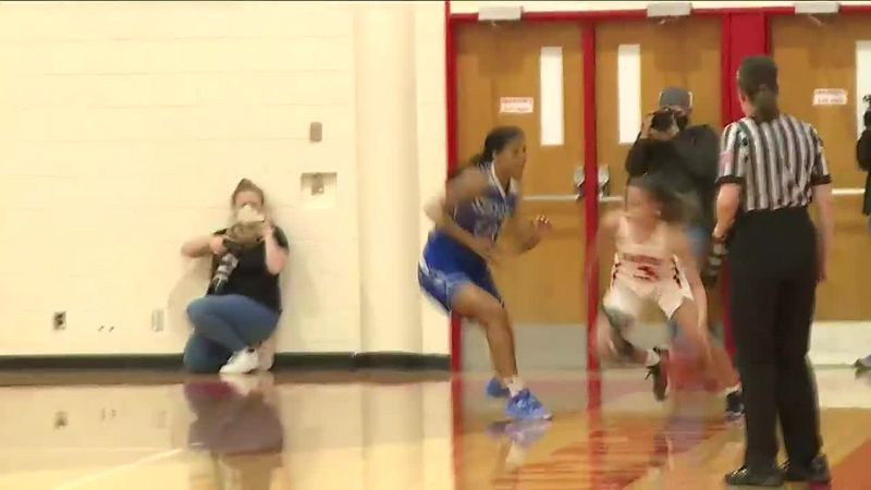 The Stevens girls basketball team beat the Central Cobblers 56 to 54 in double overtime. The...