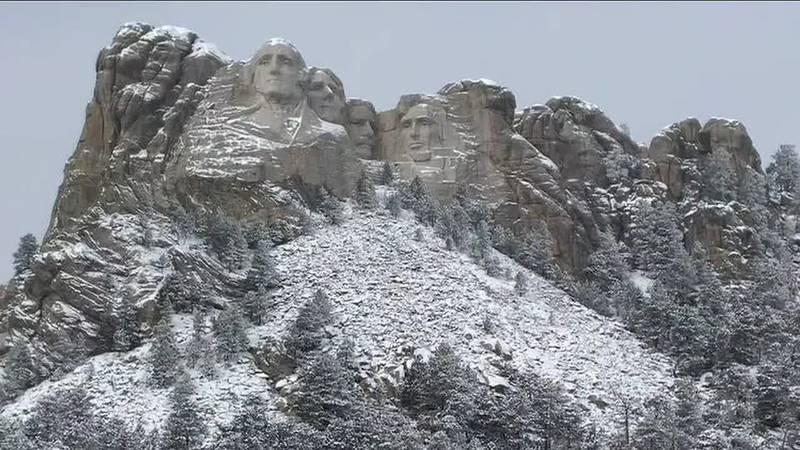 Masks mandated at Mount Rushmore by President Biden