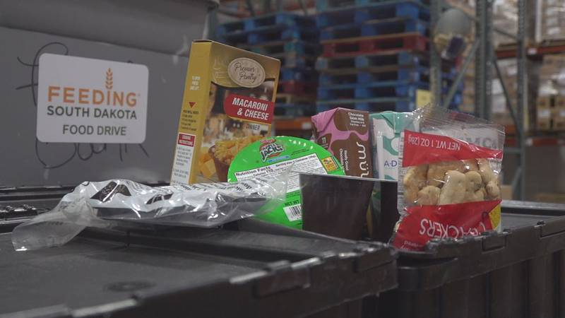 Through the Backpack Program, Feeding South Dakota delivers free meals to children in need.