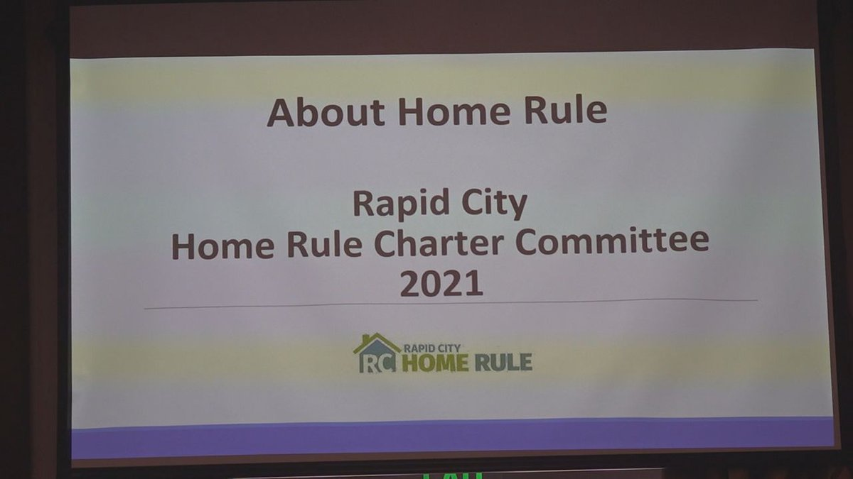 The home rule system, instituted in many communities across South Dakota, would allow the city...