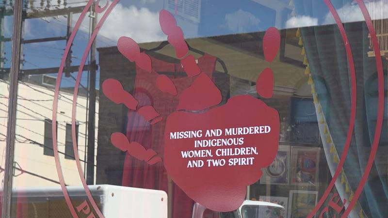In South Dakota alone, there are 50 women listed as missing, 34 of whom are Native American.