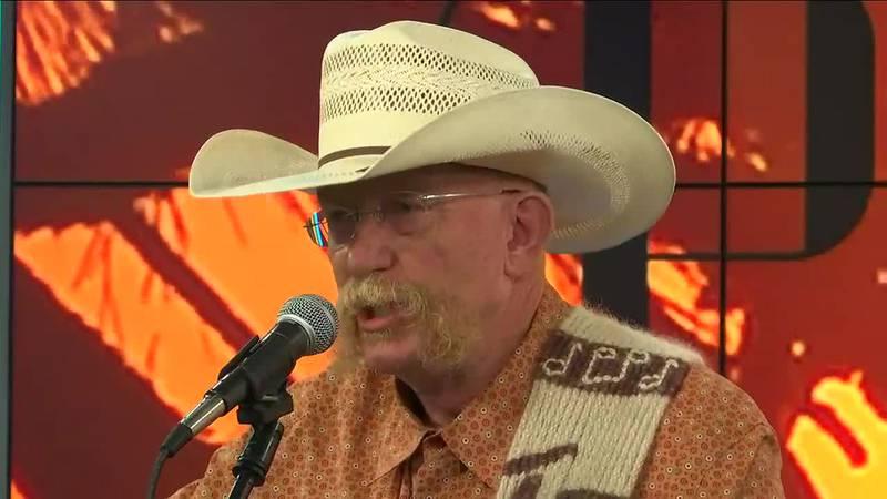Paul Larson is the latest performer on Good Morning Black Hills' Skyline Summer Music Series....