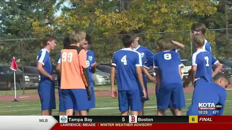 Stevens boys soccer season comes to a close