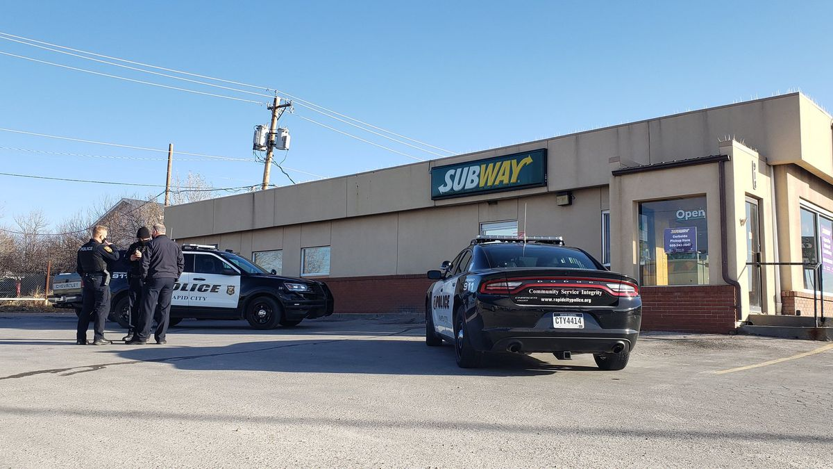 Police are currently investigating a robbery that just took place at 918 E. North Street.