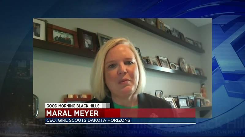 Girl Scouts Dakota Horizon