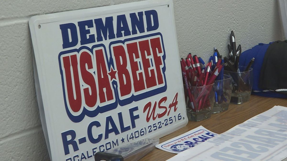 Their mission is to promote and protect the livestock industry in South Dakota and across the...