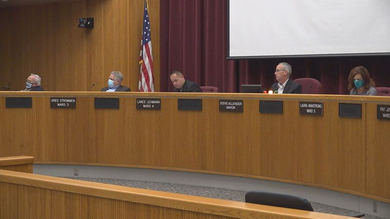 The Rapid City Council met Monday night to discuss any topics.