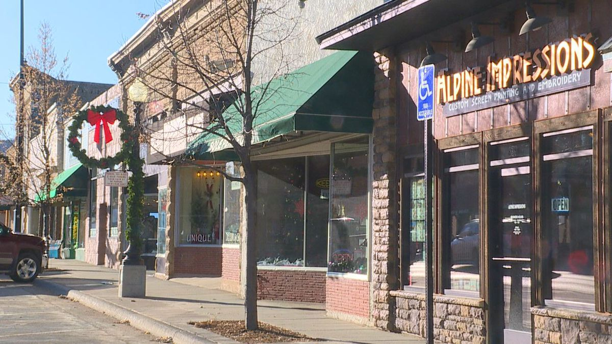 Some businesses could be getting a make-over in Spearfish.