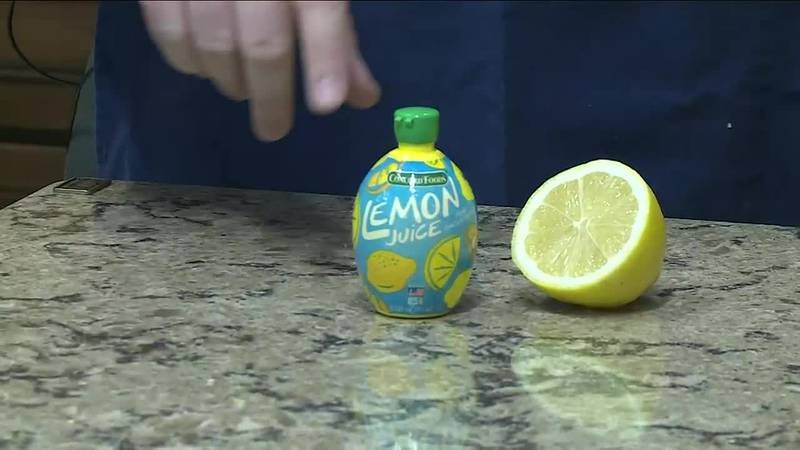 Eric's 60 Second Kitchen - Real Lemons ... Always the best Choice