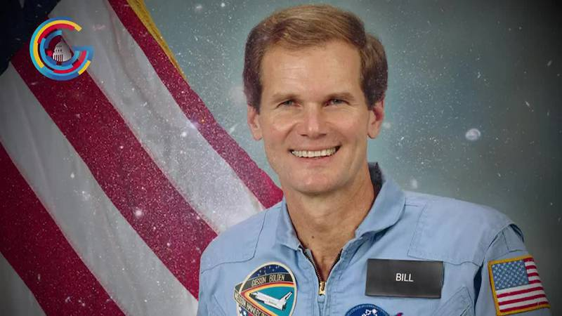Former astronaut and Florida Senator Bill Nelson talks about his new role of serving as NASA...