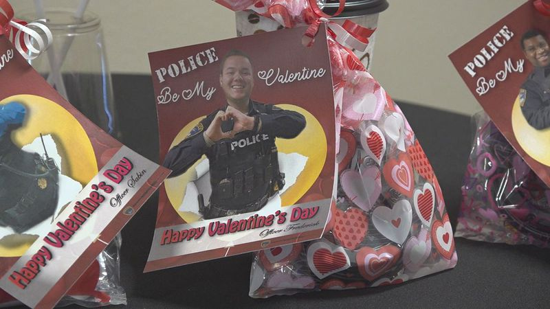Officer Tonya Sabin has a love for connecting with her community and wanted a way to build...