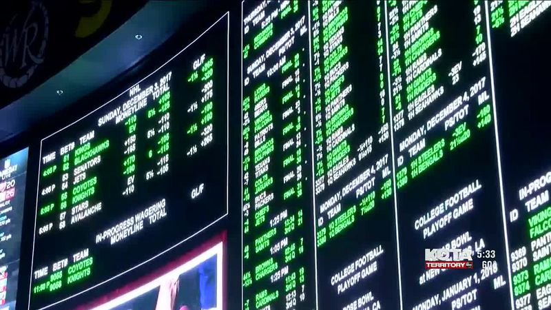 Amendment B, for sports wagering, was brought forward last year to keep Deadwood and South...