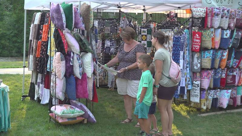 After a year off because of the pandemic, Spearfish's Festival in the Park is back.