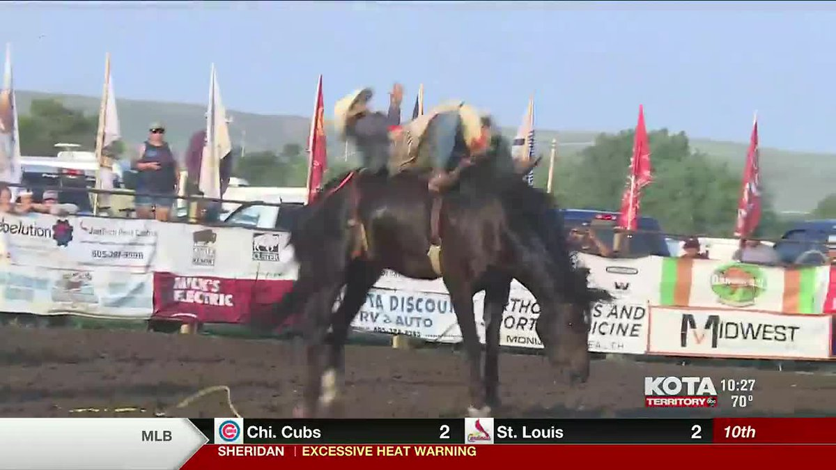 7-21 rodeo