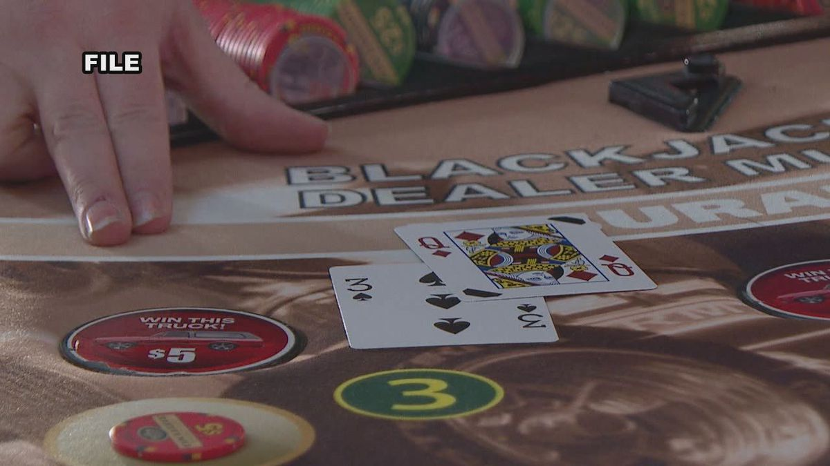 The numbers increased by over 13% according to the South Dakota Commission on Gaming.