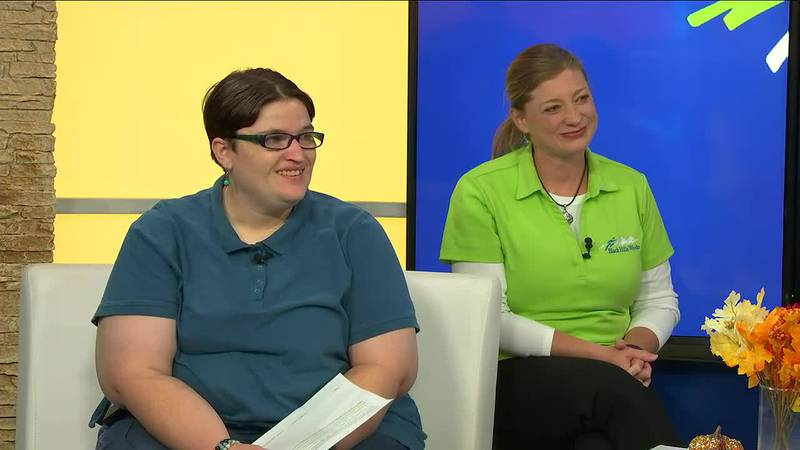 Gwyn is a hardworking young lady who lives independently in her own Black Hills Works...