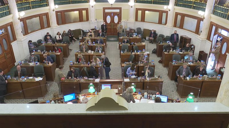 HB 1067 passed with overwhelming support. It establishes a clearer outline of documentation...
