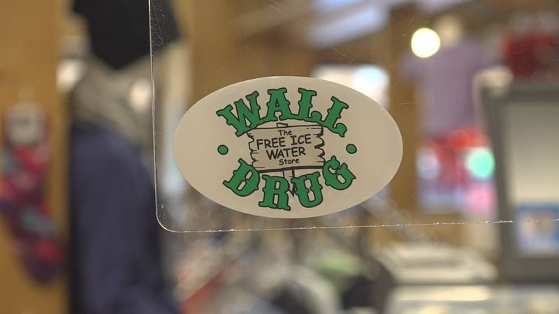 Wall Drug closed for seventy days from March to June, which put the business behind going into...
