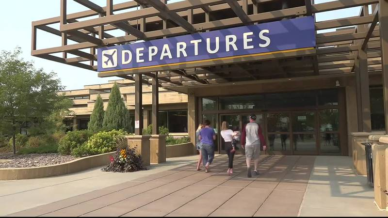 The airport is transitioning to a new parking system, meant to make the process easier.