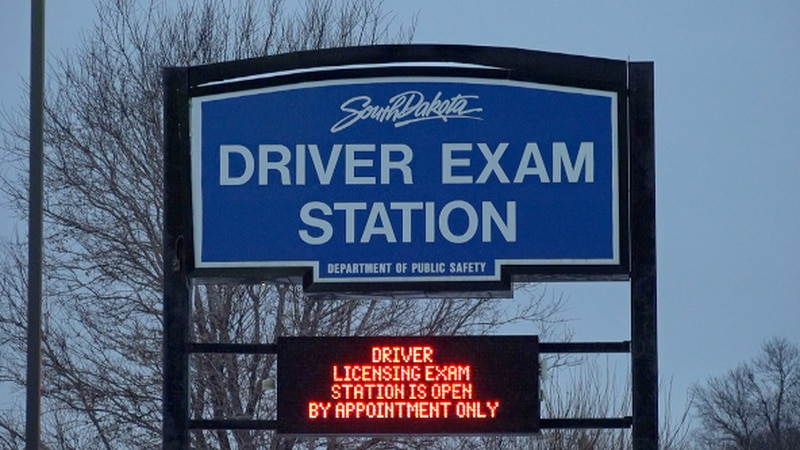 In the new year, driver's license exams will be more accessible in South Dakota.