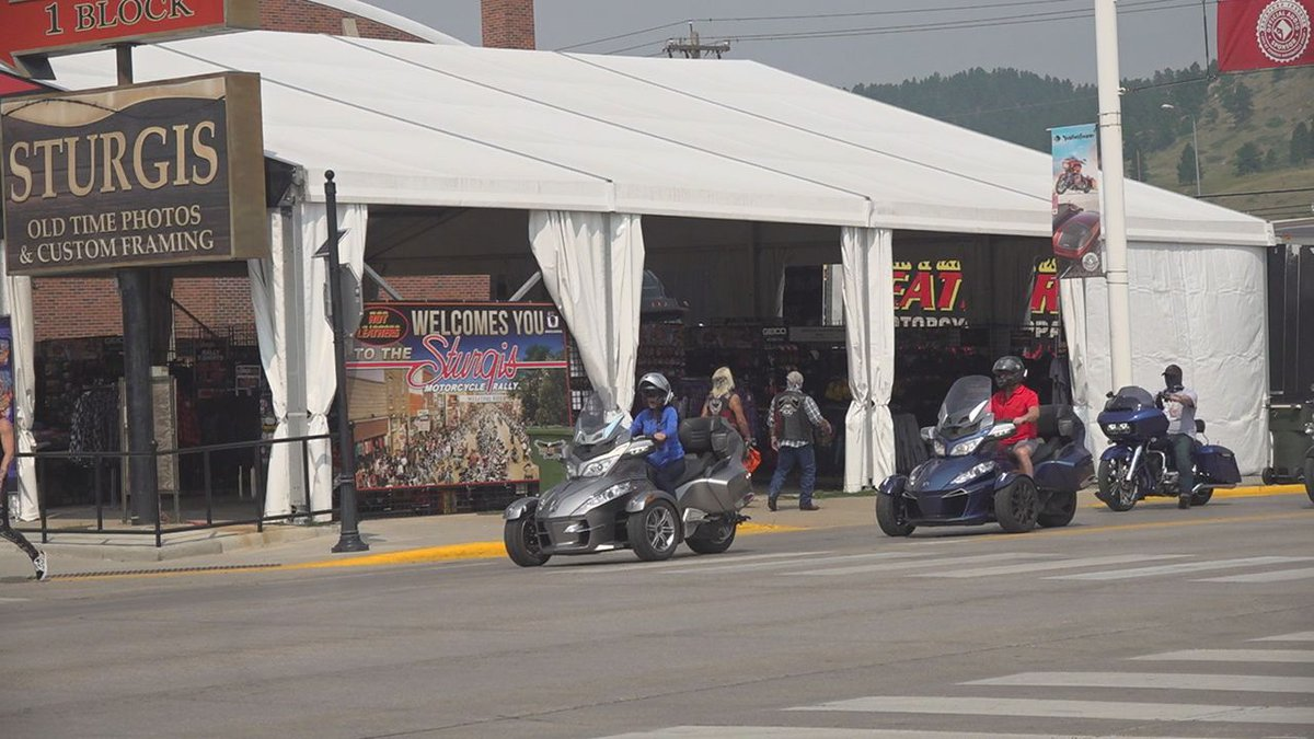 There are less than 48 hours until then official kick off of the Sturgis Motorcycle Rally, and...