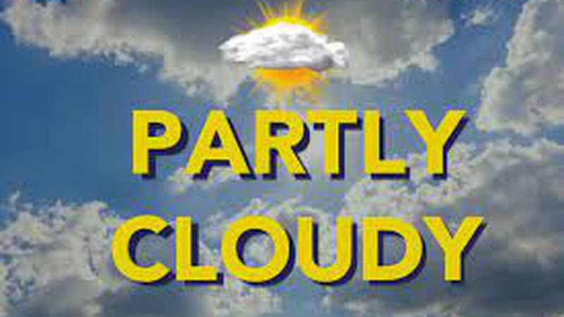 Dry weather throughout the next three days