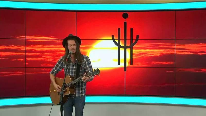 Chris Huisenga performs 'We Are' on 'Good Morning Black Hills'