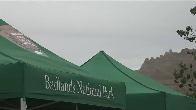 America's National Parks have been busier since the start of the pandemic and the Badlands are...