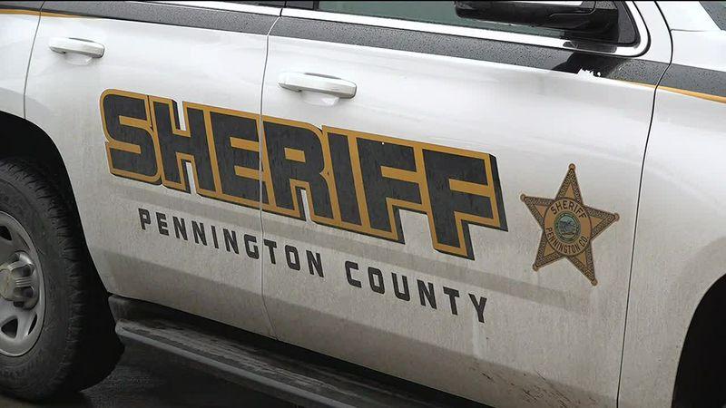 Pennington County Sheriff's Office car