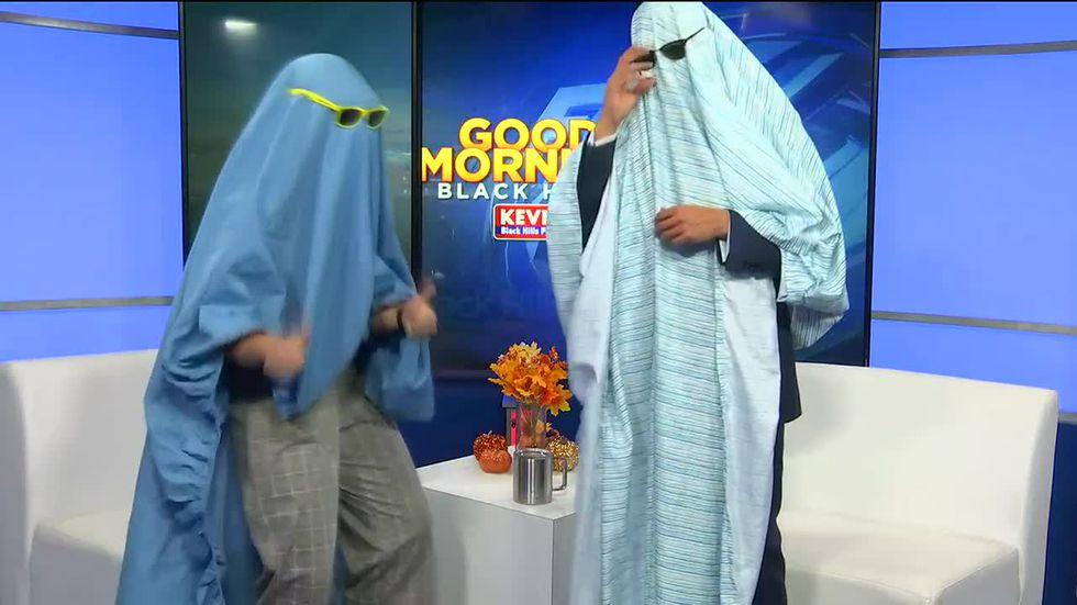 Buzz with Bri - Great Halloween costumes haunt Good Morning Black Hills
