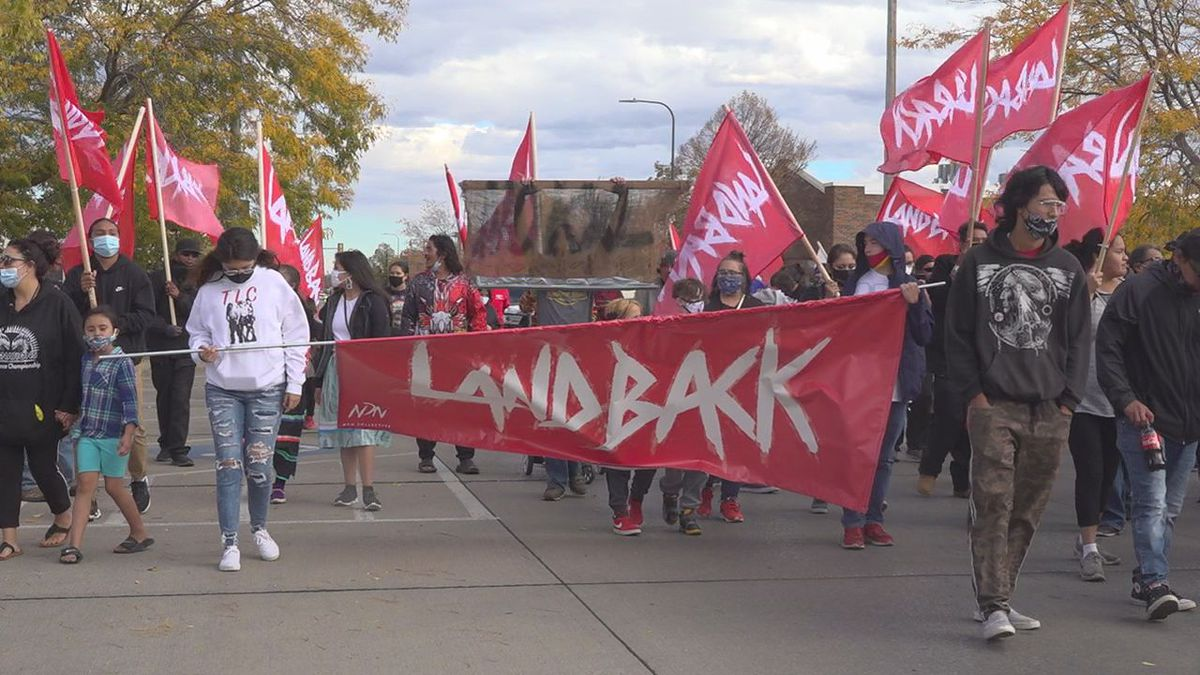 The Landback campaign launched on Native American and Indigenous People's day in 2020 and...