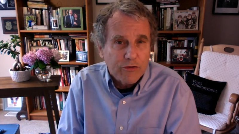 Sen. Sherrod Brown (D-Ohio) discusses VEEPstakes, Gov. Kasich's (R-Ohio) upcoming address...
