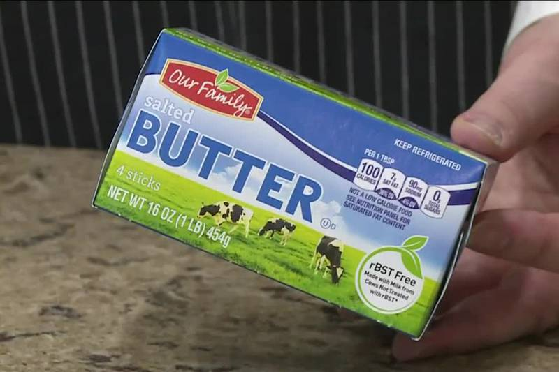 Eric's 60 Second Kitchen - Unsalted vs Salted Butter