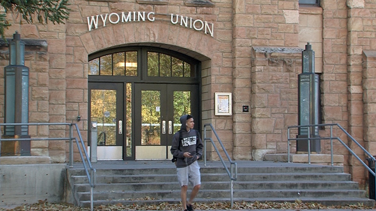 (University of Wyoming)