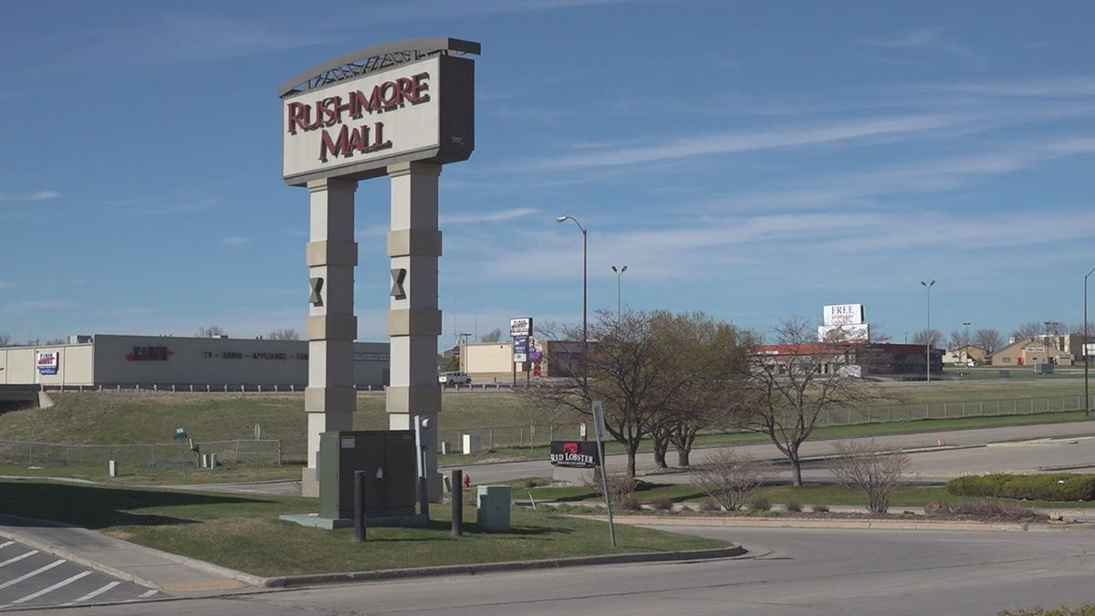 The Rushmore Mall will open on Friday. (KOTA)