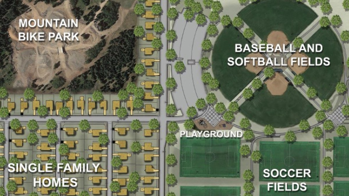 Sky Ridge, a workforce housing development, is officially under construction. The City of...