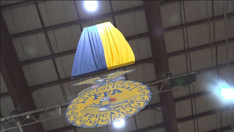 First time FFA State Convention moves in 93 years, Rapid City hosts.