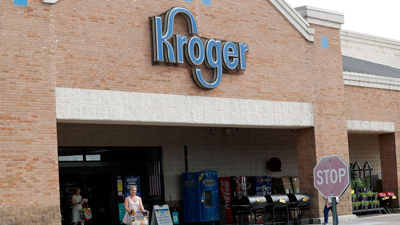 The FDA-authorized tests will be available at all Kroger locations by the end of November.