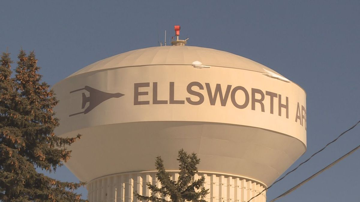 1st Rapid City COVID-19 case has ties to Ellsworth Air Force Base