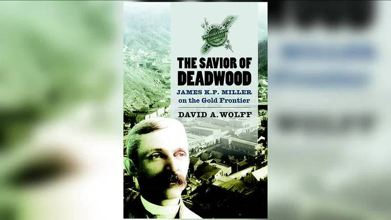 Dr. David Wolff explain Deadwood's unknown hero